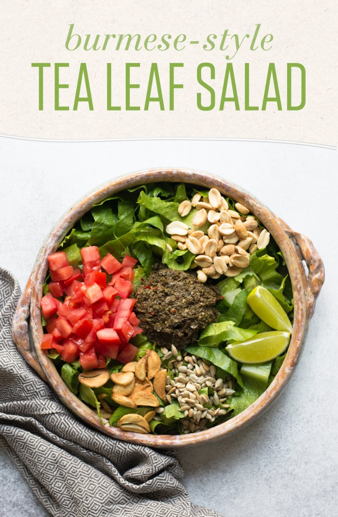 Tea Leaf Salad