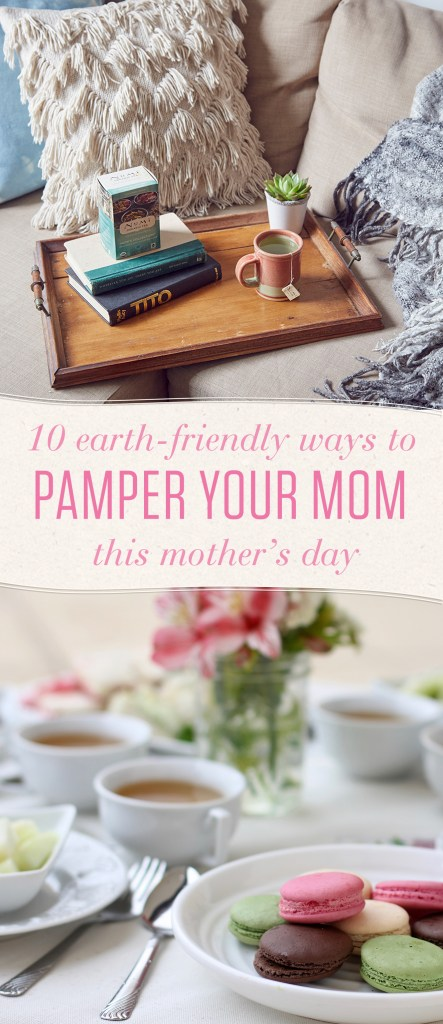 earth friendly mothers day