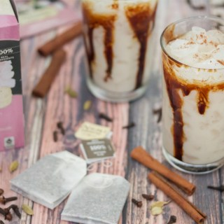 Spiked & Spiced: White Rose Lassi
