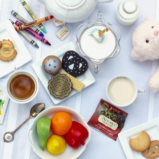 A Tea Party for Kids (+ Kids at Heart)