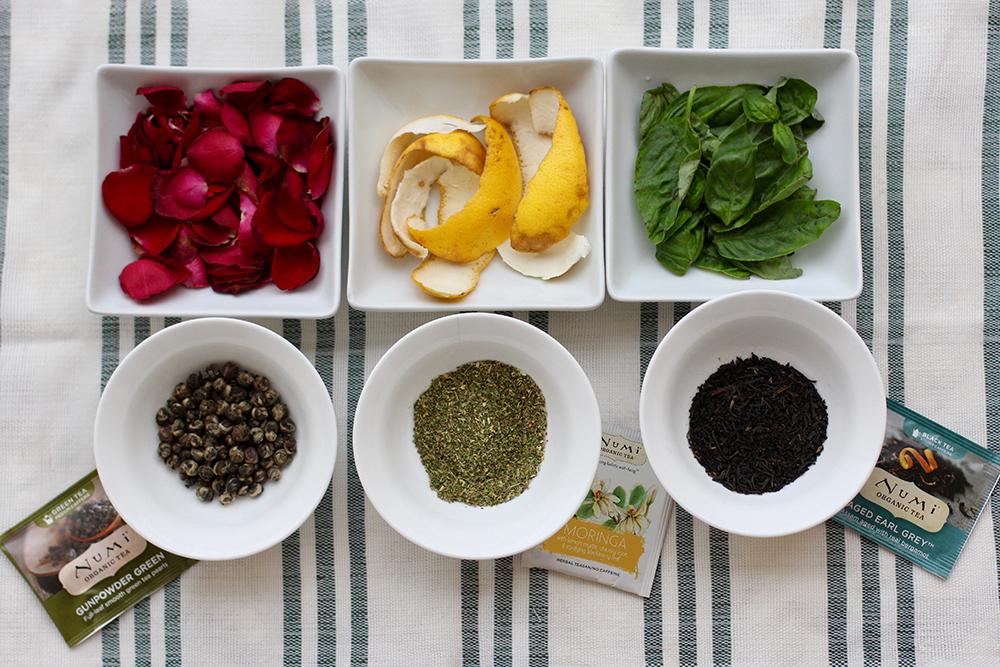 Numi Organic Tea Facial Steam