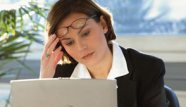 Vision floue, migraines, dos raide … La fatigue oculaire