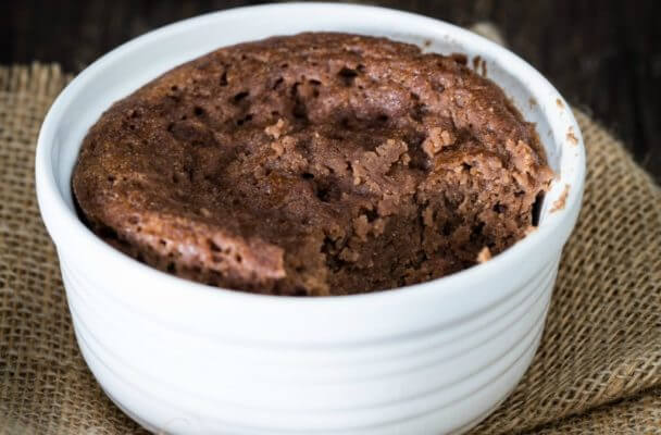 5 Easy Dessert-in-a-Mug Recipes