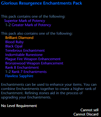 Enchantment Pack