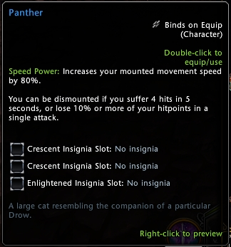 Panther Tooltip