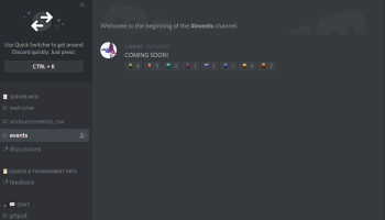 How to Get the Unblogged Article Feed into Your Discord Server