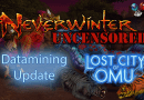 Lost City of Omu Datamining Update: Upcoming ZEN Additions & Giveaway Mounts