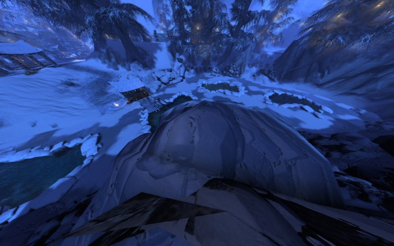 Wow! Did Neverwinter Just Kill Fishing at the Winter Festival