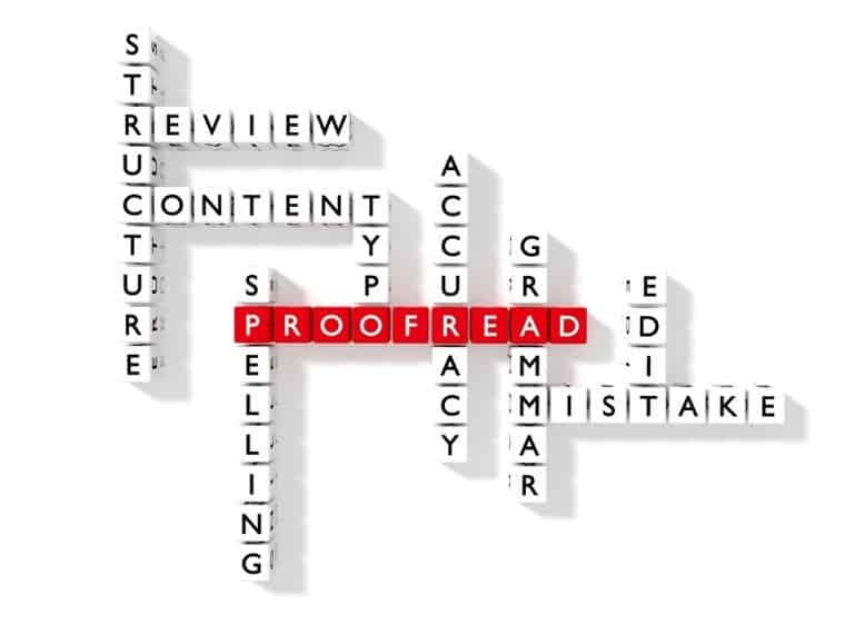 Why Are Human Proofreaders Relevant?