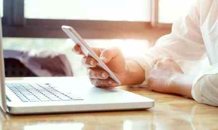 Tablets and iPhones are great tools, but they should come with a health warning.
