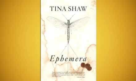 CONGRATULATIONS TINA SHAW!