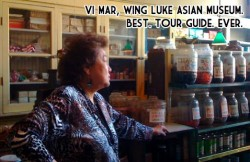 Vi Mar, Wing Luke Asian Museum, Seattle. Photo courtesy of Nina Simon.