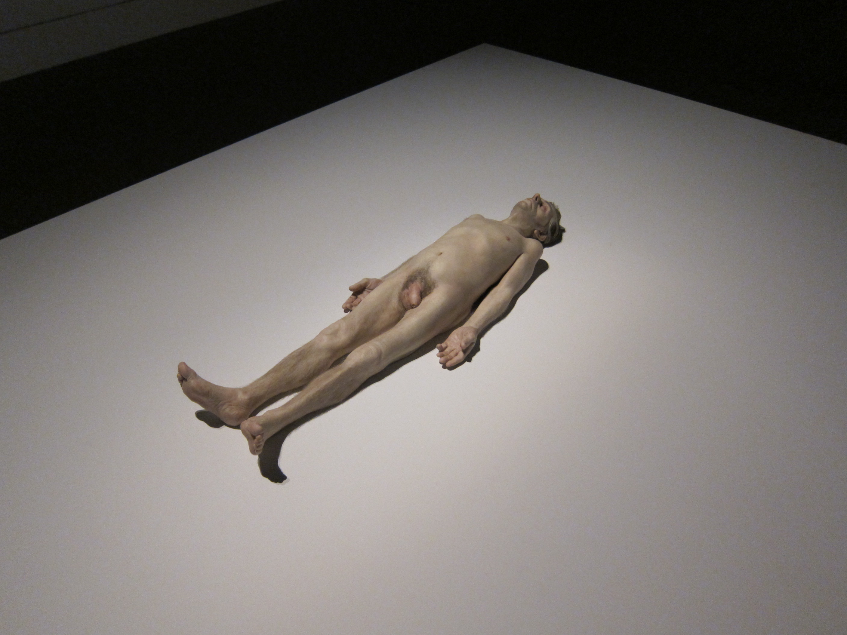 Dead Dad, Ron Mueck