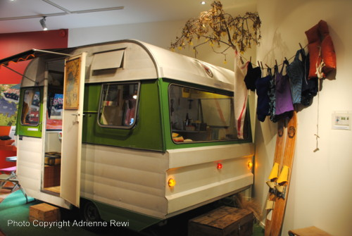 Caravans & the iconic Kiwi holiday