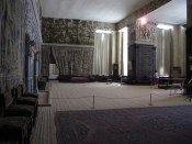 Great High Chamber, Hardwick Hall. Image courtesy of Finn McCahon-Jones.