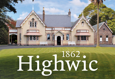 Highwic, entrance of Mortimer Pass, Newmarket, Auckland, open Wednesday to Sunday 10.30am to 4.30pm