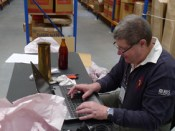 RSA member starts creating an inventory of their collection.