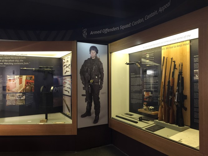 Managing firearms at the New Zealand Police Museum