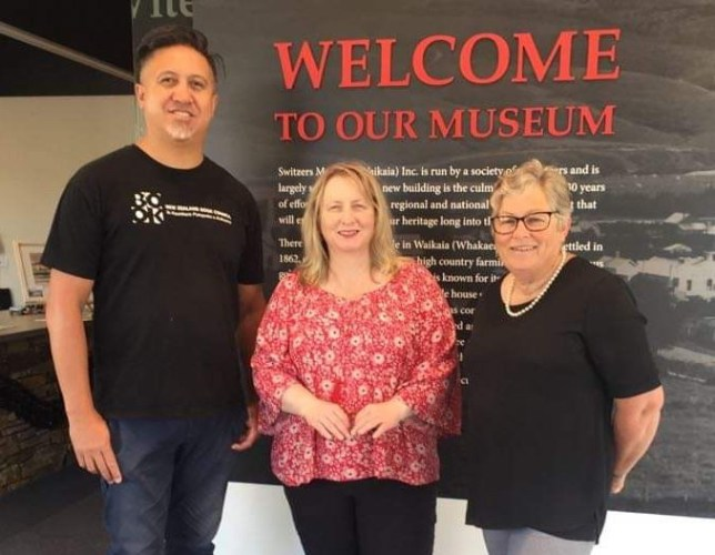 I te Ara Taonga | On the road – Huitanguru│February 2020