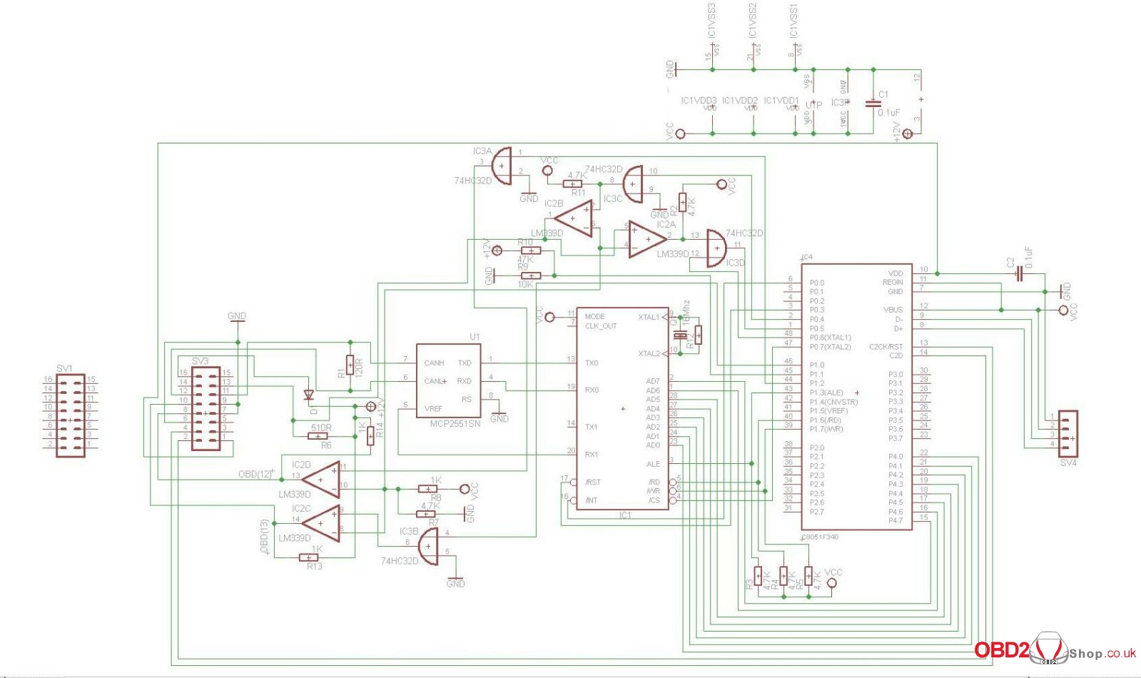 Mpps V18 Pcb Wiring Diagram