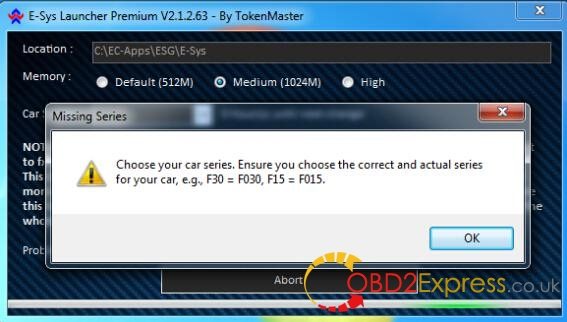 How to install BMW E-sys software on Windows XP & Mac OS X