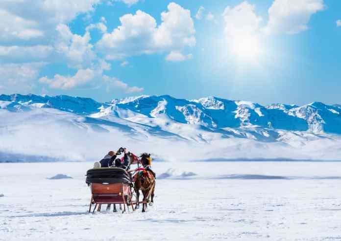 Çıldır Gölü Kars