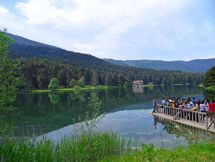 4- Abant Gölü
