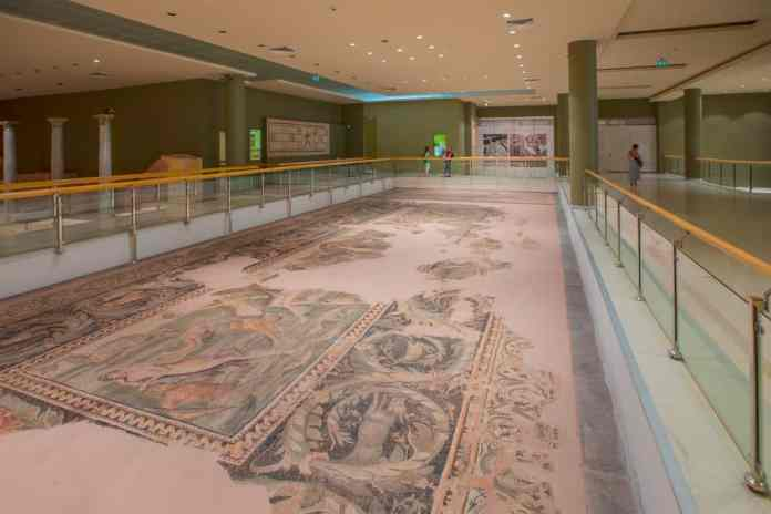 hatay arkeoloji ve mozaik müzesi