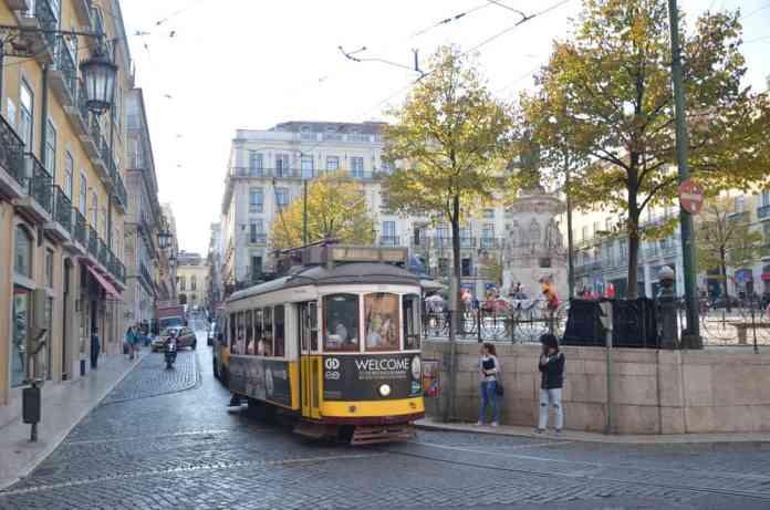Lizbon Ulaşım