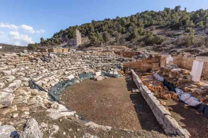 olba antik kenti