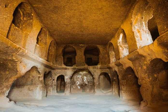kapadokya tarihi kilise
