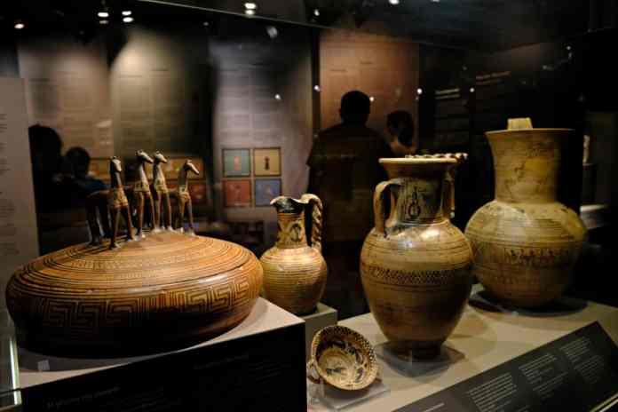 Goulands Kikladik Sanat Müzesi