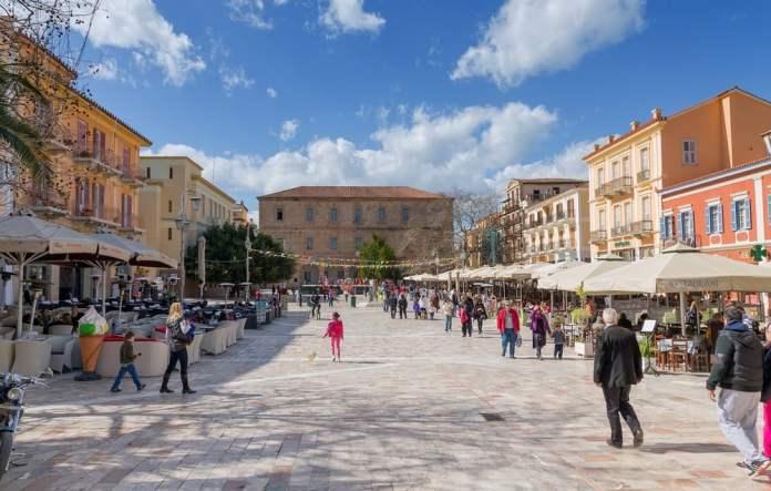 Plateia Syntagmatos