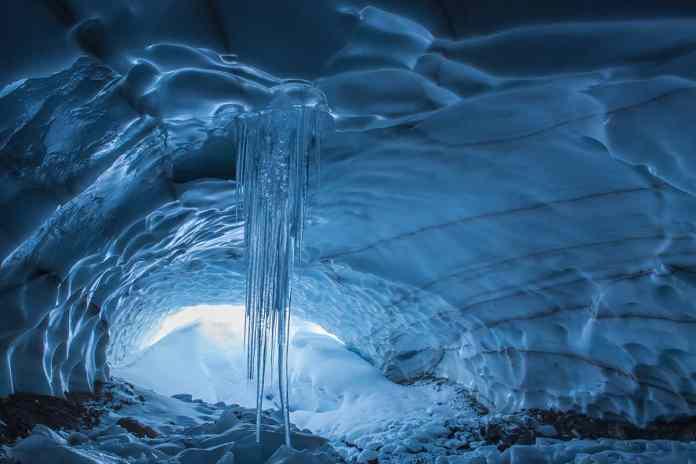Kamchatka Ice