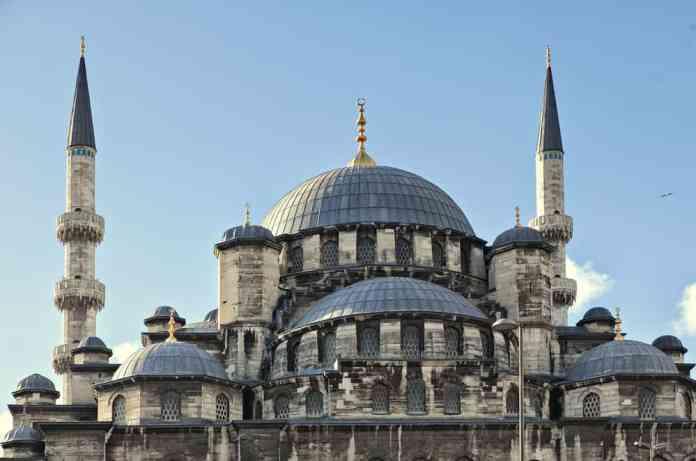 Beyazıt Camii (2)