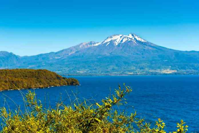 Calbuco Volkanı
