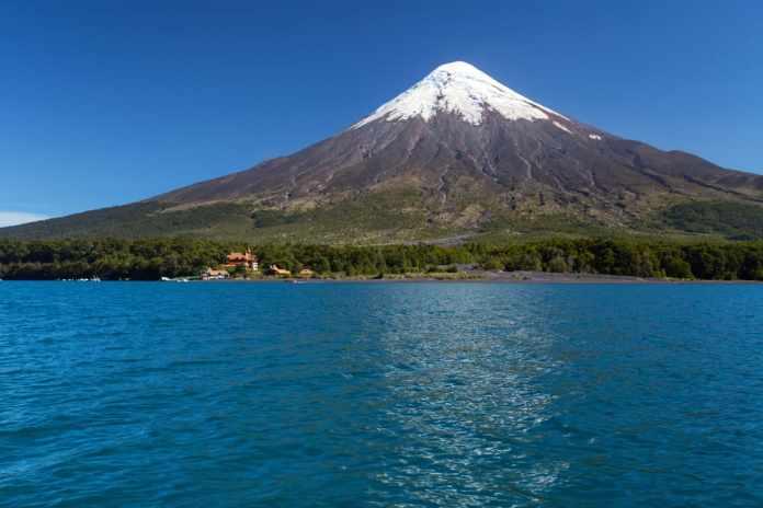Osorno Volkanı