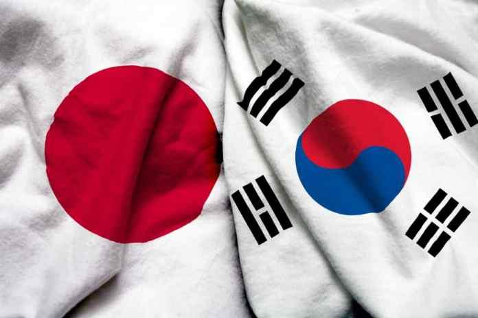 Japmya ve Güney Kore
