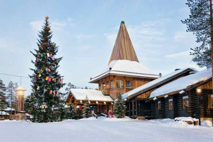 Santa Claus Lapland
