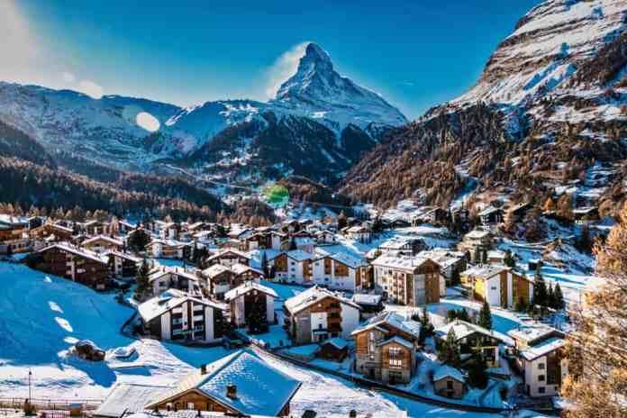Zermatt, İsviçre