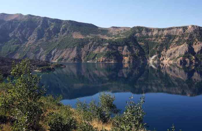 Nemrut Dağı Krater Gölü, Tatvan