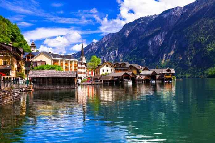 Hallstat, Avusturya