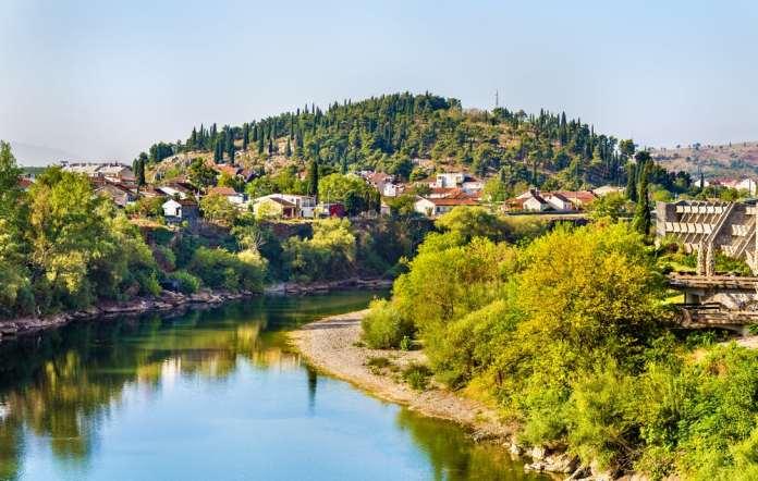 Podgorica karadağ