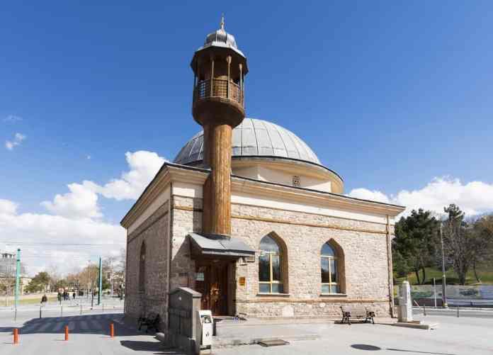 Alaeddin Tepesi Konya
