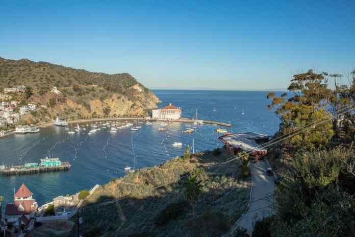 Catalina Adası Kaliforniya