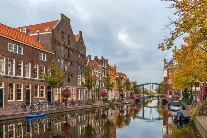 Leiden Hollanda