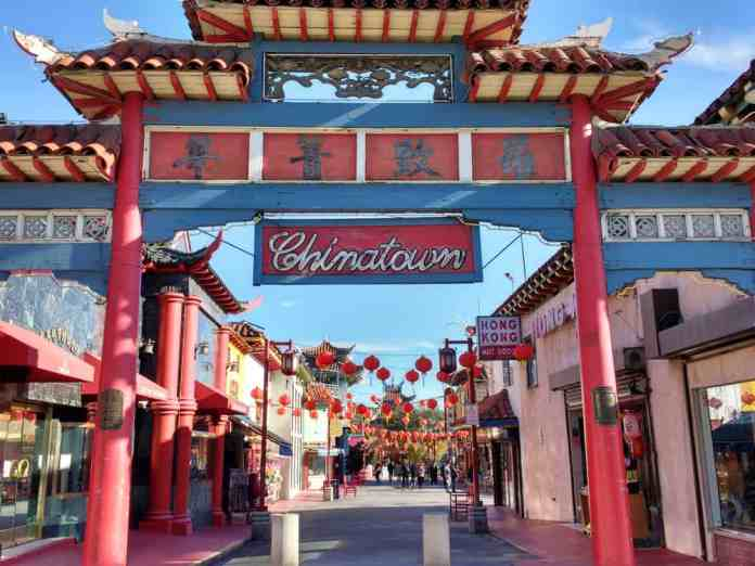 China Town Los Angeles