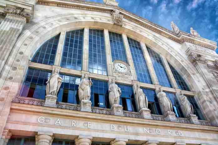 Gare du Nord, Paris, Fransa