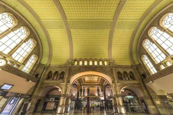 Gare de Metz-Ville, Metz, Fransa
