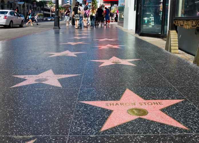 Hollywood Bulvarı Los Angeles